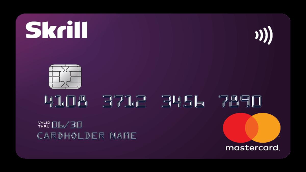 Forhåndsbetalt MasterCard